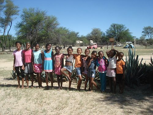 SIAMA Children Namibia july 2016