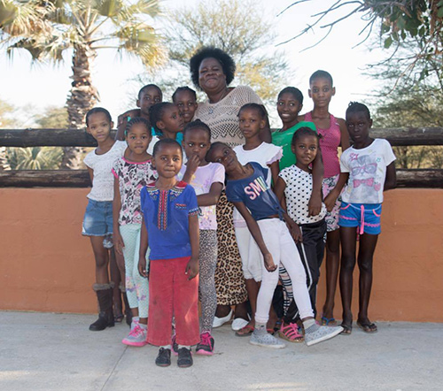 SIAMA Children Namibia