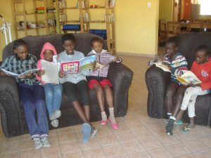 august 2016 Children Namibia